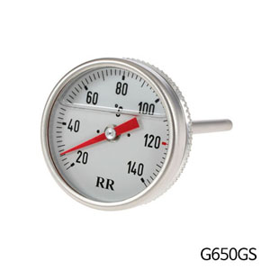 분덜리히 G650GS RR Oil temperature gauge - 35mm