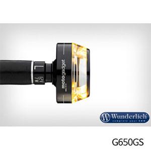 """분덜리히 G650GS Motogadget """"m-Blaze Disc"""" indicator - left - black"""