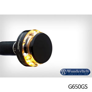 """분덜리히 G650GS Motogadget """"m-Blaze Disc"""" indicator - right - black"""