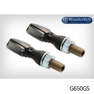 분덜리히 G650GS LED tail light indicator pair SPARK tinted - black