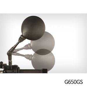 분덜리히 G650GS ERGO sport foulding mirror round