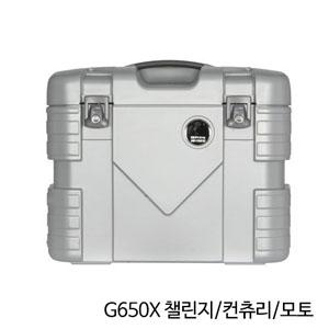 분덜리히 G650X 챌린지/컨츄리/모토 Hepco & Becker GOBI pannier set - silver