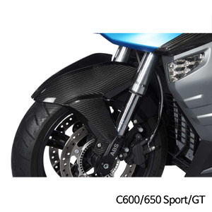 분덜리히 BMW C600/650 Sport/GT 프론트 휀다 카본