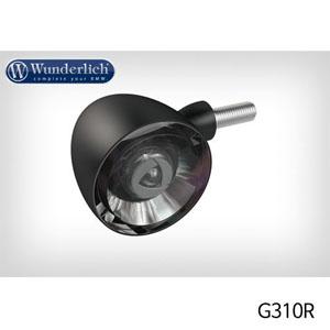 분덜리히 G310R Kellerman Bullet 1000 (piece) - front - black