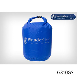 분덜리히 G310GS Luggage bag 30L, waterproof - blue