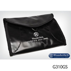 분덜리히 G310GS Tool bag Edition - black