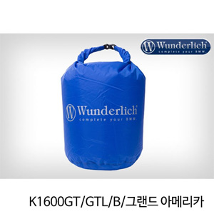 분덜리히 K1600GT/GTL/B/그랜드 아메리카 Luggage bag 30L, waterproof - blue