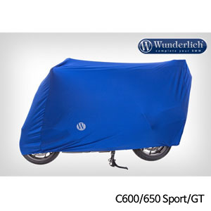 분덜리히 BMW C600/650 Sport/GT 오토바이 인도어 커버 블루색상