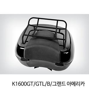 분덜리히 K1600GT/GTL/B/그랜드 아메리카 Topcase rack - black