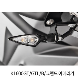 분덜리히 K1600GT/GTL/B/그랜드 아메리카 Kellermann Micro Rhombus PL indicator - front right