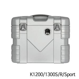 분덜리히 K1200/1300S/R/Sport Hepco & Becker GOBI pannier set - silver