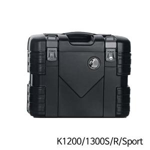 분덜리히 K1200/1300S/R/Sport Hepco & Becker GOBI pannier set - black