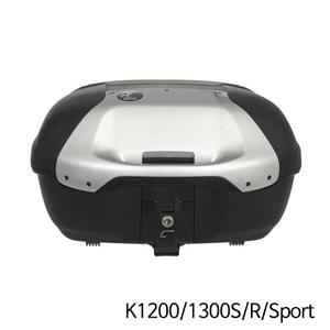 분덜리히 K1200/1300S/R/Sport Hepco & Becker Journey Topcases TC 42 - black-silver