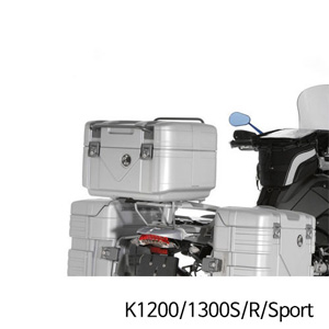 분덜리히 K1200/1300S/R/Sport Hepco & Becker GOBI Topcase 42 - silver