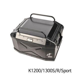 분덜리히 K1200/1300S/R/Sport Hepco & Becker Xplorer Topcase 45 litres - black