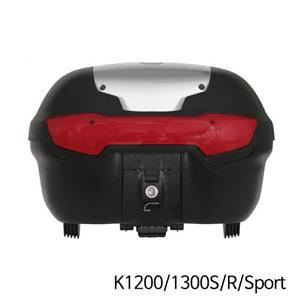 분덜리히 K1200/1300S/R/Sport Hepco & Becker Journey Topcase TC 40 - black-silver