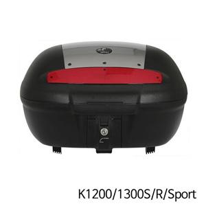 분덜리히 K1200/1300S/R/Sport Journey Topcases TC 50 - black-silver