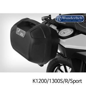 분덜리히 K1200/1300S/R/Sport Hepco&Becker Orbit side case - black
