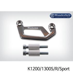 분덜리히 K1200/1300S/R/Sport Brake caliper cover rear - high gloss polished - polished