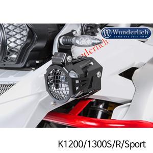 분덜리히 K1200/1300S/R/Sport Auxiliary light protection grill ATON - Set - black