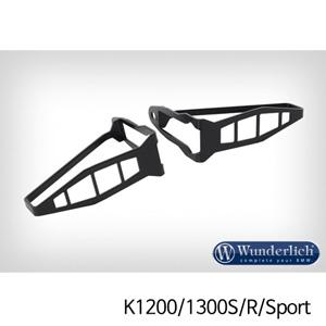분덜리히 K1200/1300S/R/Sport indicator protection long - Set - black
