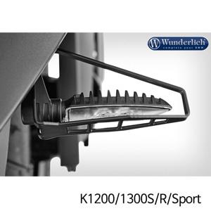분덜리히 K1200/1300S/R/Sport indicator protection long rear - Piece - black