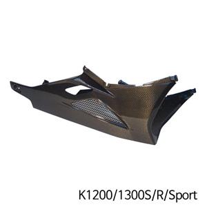 분덜리히 K1200/1300S/R/Sport Belly pan short, with centre stand - short - carbon