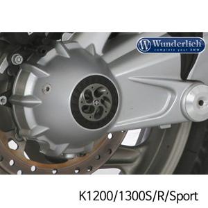 분덜리히 K1200/1300S/R/Sport Hub cover Tornado - titanium