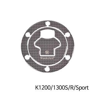 분덜리히 K1200/1300S/R/Sport Filler cap cover carbon look - carbon optic