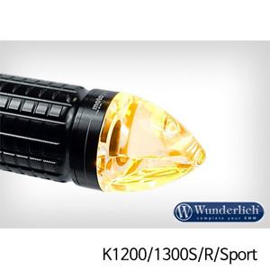 """분덜리히 K1200/1300S/R/Sport Motogadget """"m-Blaze cone"""" indicator - left - black"""