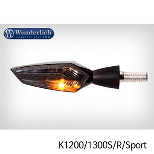 "분덜리히 K1200/1300S/R/Sport Motogadget ""m-Blaze Edge"" indicator - left - black"