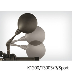 분덜리히 K1200/1300S/R/Sport ERGO sport foulding mirror round