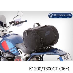 분덜리히 K1200/1300GT (06-) tail bag ?Mammut - black