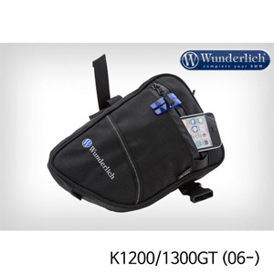 분덜리히 K1200/1300GT (06-) Leg bag - right - black
