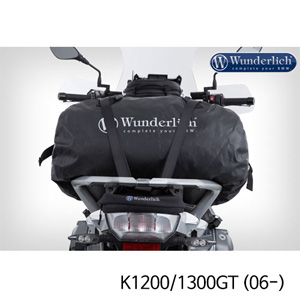 분덜리히 K1200/1300GT (06-) Rack Pack bag Edition - black