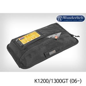 분덜리히 K1200/1300GT (06-) Case Lid Pocket - black