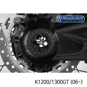 분덜리히 K1200/1300GT (06-) Hub cover Tornado - black
