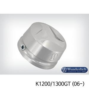 분덜리히 K1200/1300GT (06-) Aluminium cover for Telelever joint - silver