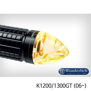 """분덜리히 K1200/1300GT (06-) Motogadget """"m-Blaze cone"""" indicator - left - black"""