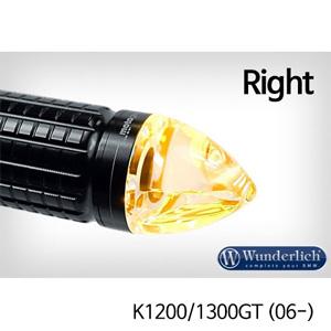 """분덜리히 K1200/1300GT (06-) Motogadget """"m-Blaze cone"""" indicator - right - black"""