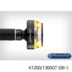 """분덜리히 K1200/1300GT (06-) Motogadget """"m-Blaze Disc"""" indicator - left - black"""