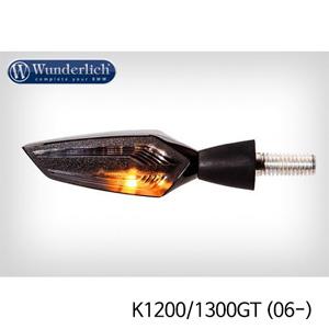 """분덜리히 K1200/1300GT (06-) Motogadget """"m-Blaze Edge"""" indicator - left - black"""