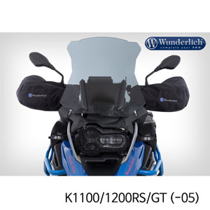 분덜리히 K1100/1200RS/GT (-05) Handlebar muffs - black