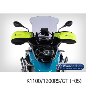 분덜리히 K1100/1200RS/GT (-05) Handlebar muffs - SAFE
