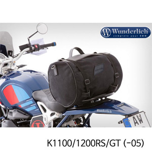 분덜리히 K1100/1200RS/GT (-05) tail bag ?Mammut - black