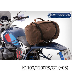 분덜리히 K1100/1200RS/GT (-05) tail bag ?Mammut - brown