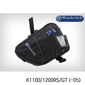 분덜리히 K1100/1200RS/GT (-05) Leg bag - right - black