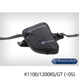 분덜리히 K1100/1200RS/GT (-05) Leg bag - left - black