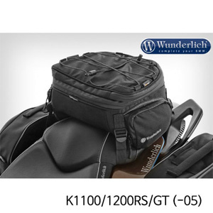 "분덜리히 K1100/1200RS/GT (-05) Seat and Rack Bag ""Elephant"""