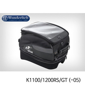 분덜리히 K1100/1200RS/GT (-05) Hepco Tank bag Street Tourer L